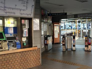 近鉄大阪線弥刀駅の画像3