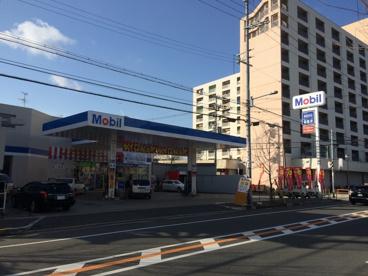 モービル石油 石油松屋町SS 小阪SSの画像1