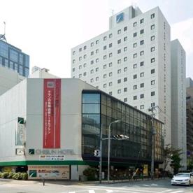 チサンホテル新大阪の画像1