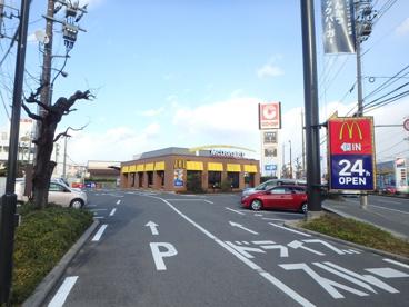 マクドナルド 倉敷宮前店の画像3