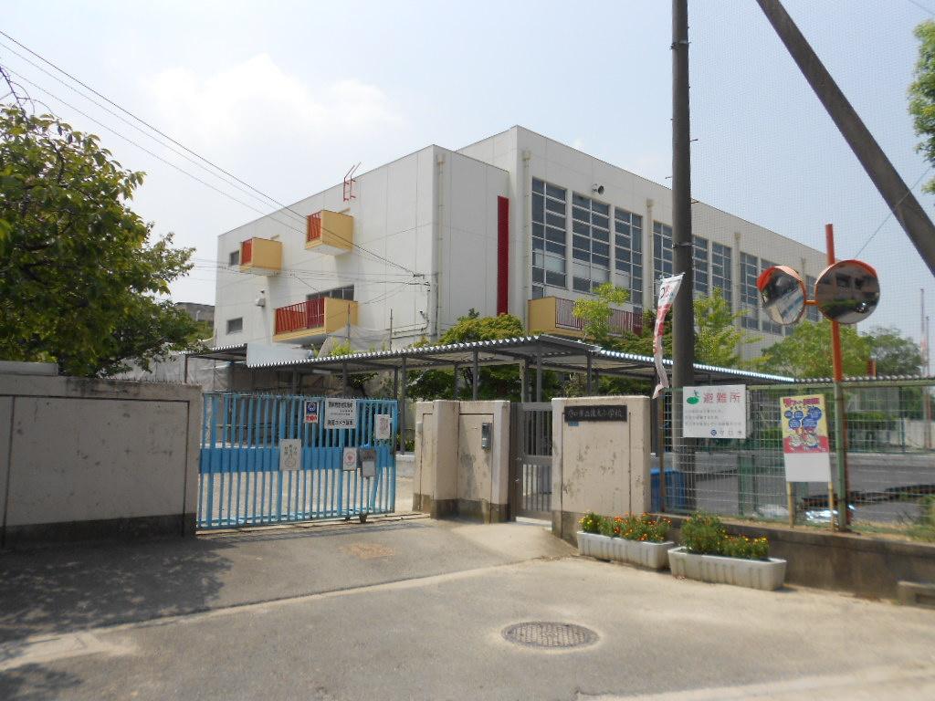 守口市立 佐太小学校の画像