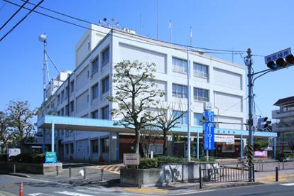 横浜市西区役所の画像1