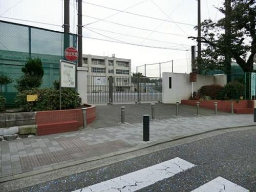横浜市立稲荷台小学校の画像