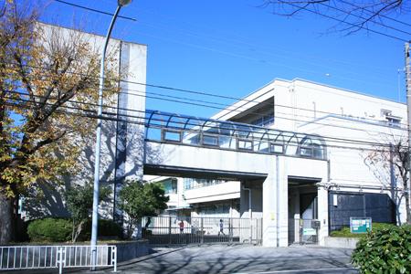 横浜市立岡野中学校の画像