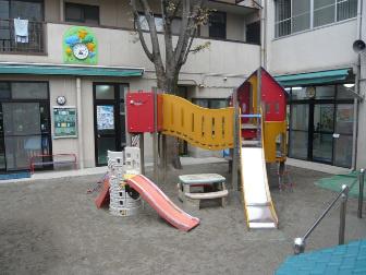 利正寺保育園の画像