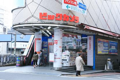 ビックカメラ 横浜西口店の画像1