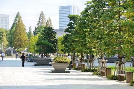 グランモール公園 の画像