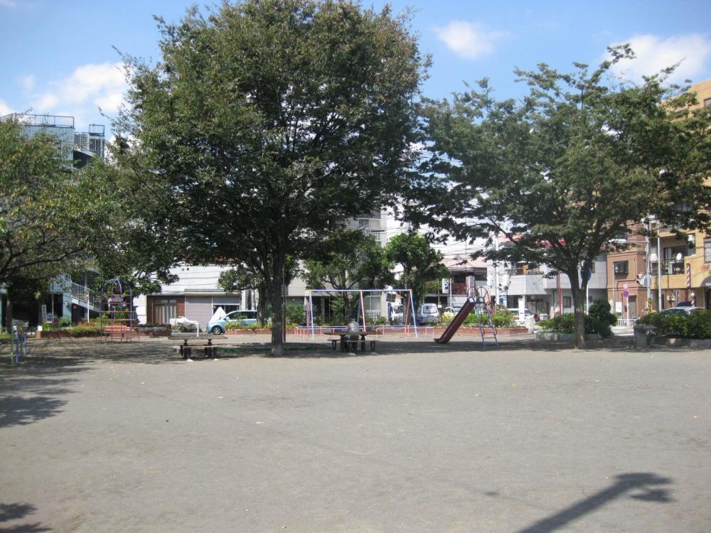 新田間公園の画像