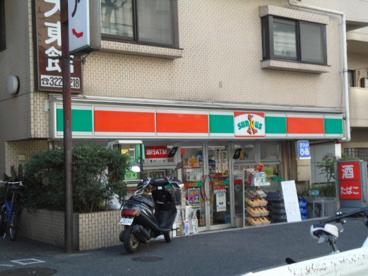 サンクス横浜平沼店の画像1