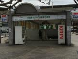 布施駅北口地下駐車場