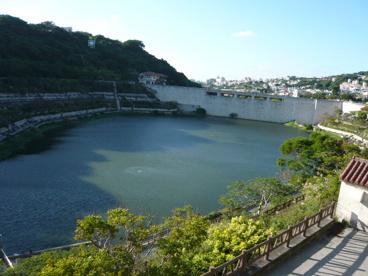 金城ダムの画像1