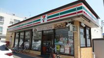 セブンイレブン 八王子堀之内店