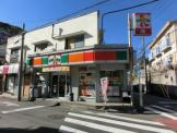 サンクス横浜常盤台店