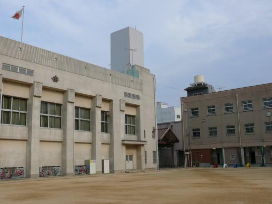 大阪市立 東小橋小学校の画像