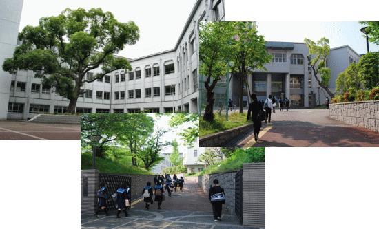 清水谷高等学校の画像