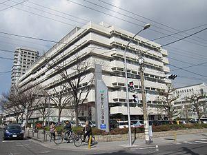 大阪警察病院の画像