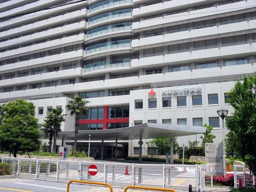 大阪赤十字病院の画像