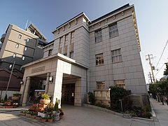 天王寺区役所の画像