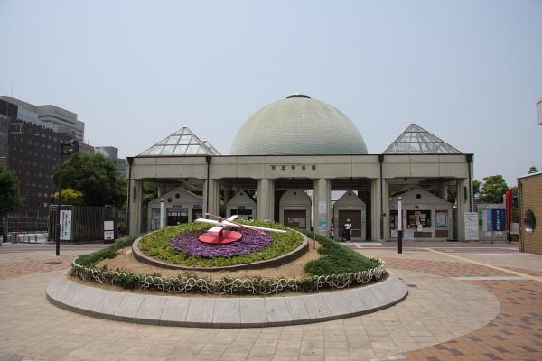 天王寺公園の画像