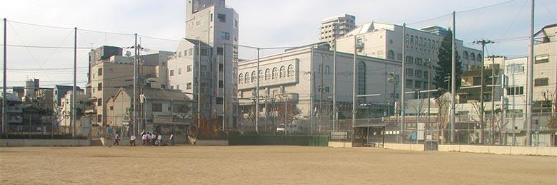 五条運動場の画像