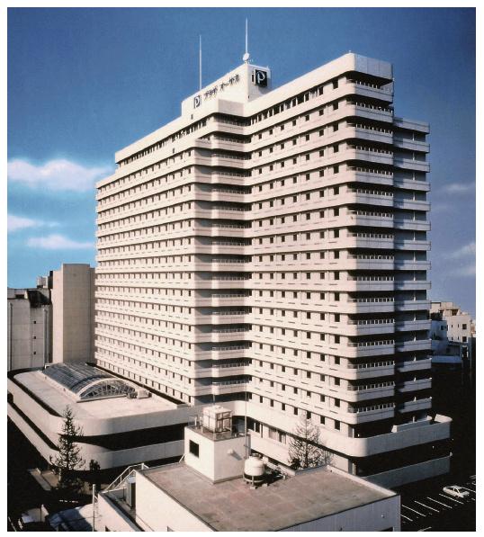 HOTEL PLAZA OSAKAの画像