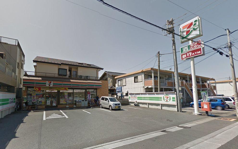 セブンイレブン川口南町店の画像