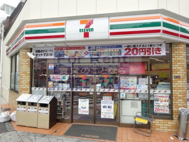 セブンイレブン 大阪筆ヶ崎店の画像