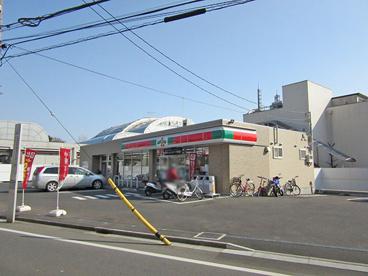 サンクス 足立東綾瀬公園店の画像1
