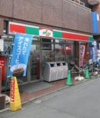 サンクス都立大学駅前店の画像1