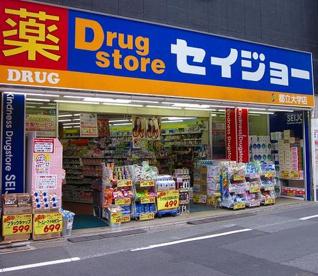 くすりセイジョー都立大学駅前店の画像1