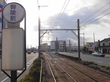 御陵前駅・阪堺電気軌道/阪堺線の画像3