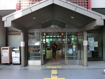 文京区立根津図書館の画像1