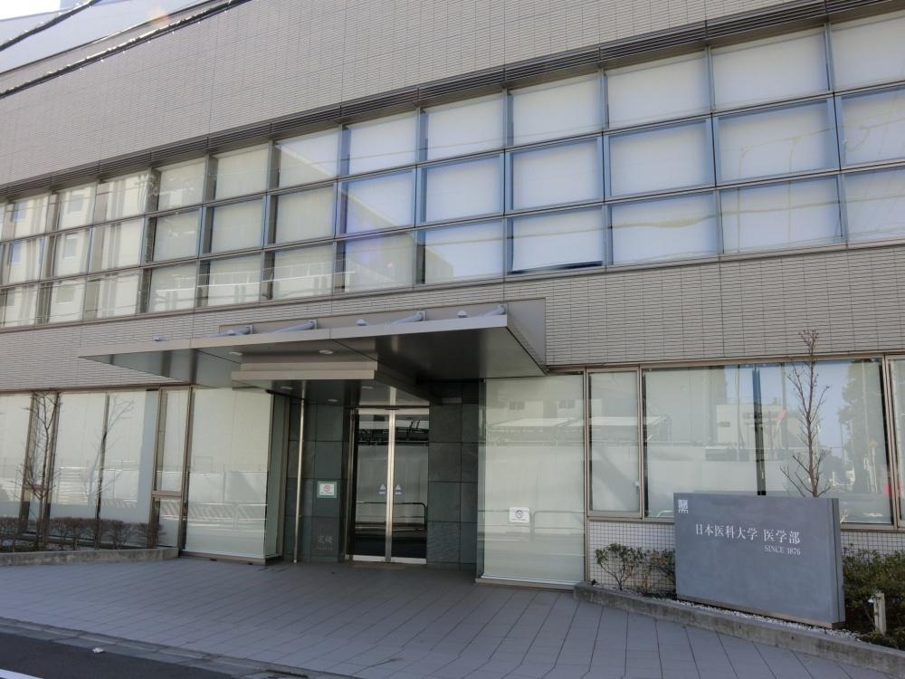 日本医科大学医学部の画像