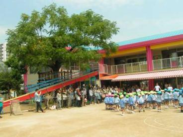 放出幼稚園の画像1