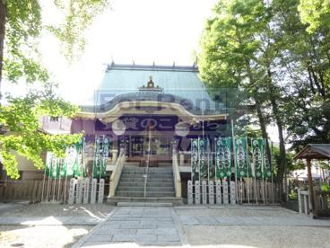 諏訪神社の画像1