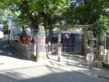 諏訪神社の画像3