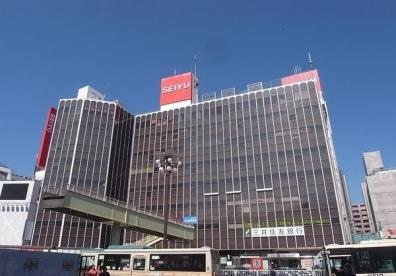 西友武蔵小金井店の画像1