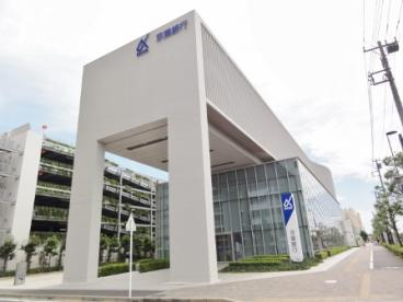 京葉銀行柏の葉キャンパス支店の画像1