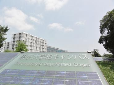 国立大学法人東京大学柏キャンパスの画像1