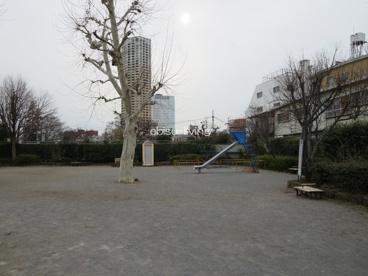 中目黒一丁目児童遊園の画像1