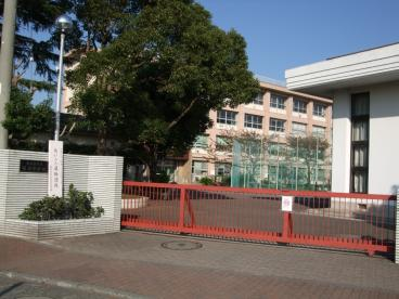 横須賀市立追浜中学校の画像1