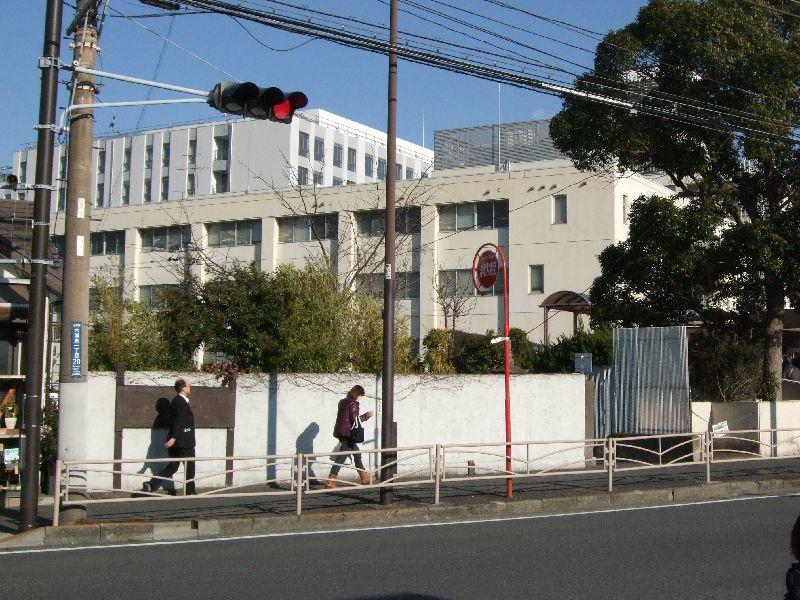 横浜南共済病院の画像