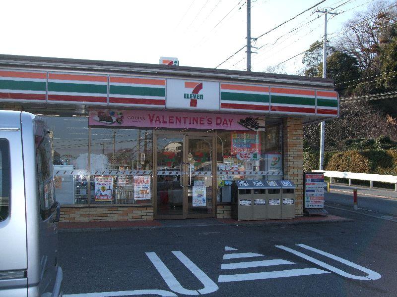 セブン−イレブン横浜朝比奈インター店の画像