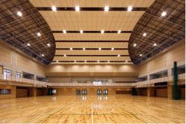 茨木市立市民体育館の画像2