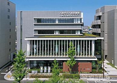 八尾図書館の画像1