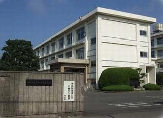 神奈川県立茅ケ崎高等学校の画像1