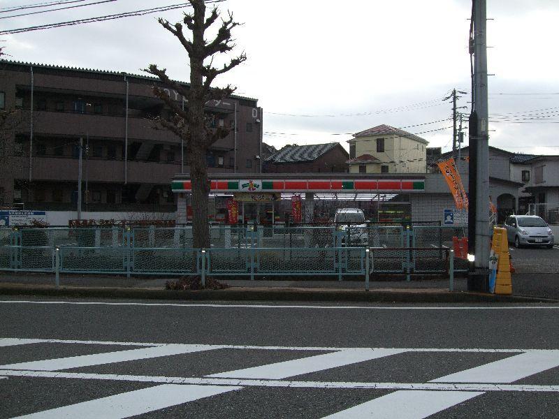 サンクス横須賀金谷店の画像