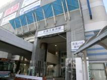 京浜急行電鉄(株) 京急久里浜駅