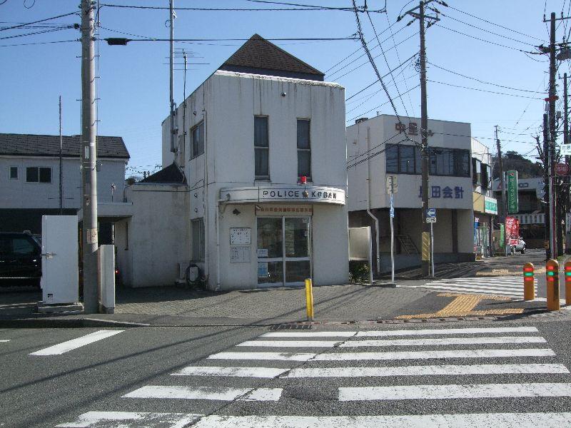 神奈川県浦賀警察署佐原交番の画像