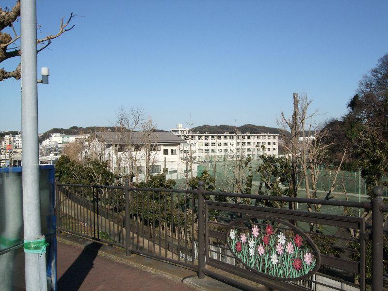 横須賀市立神明中学校の画像